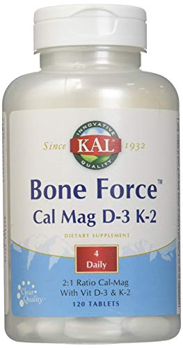 Kal Bone Force Tablets, 120 Count
