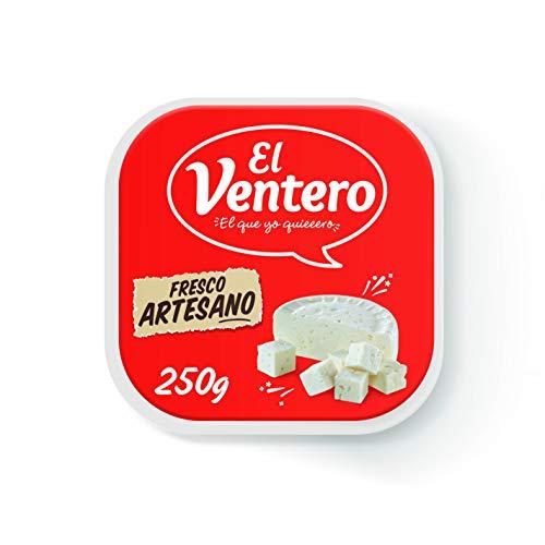 El Ventero Fresco Queso Fresco Artesano Vaca 250g
