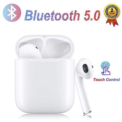 DWASFC Bluetooth, Auriculares inalámbricos Bluetooth