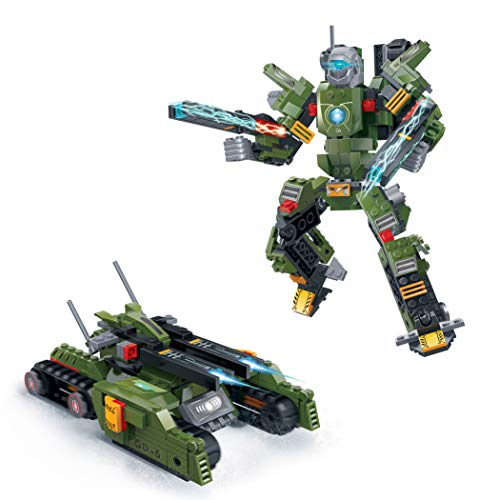 GUDI Kit de construcción de Transformers (Shock)
