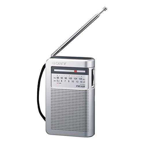 Sony ICF S 22 Taschenradio