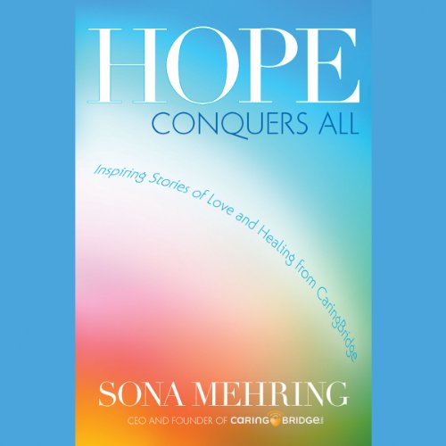 Hope Conquers All audiobook cover art
