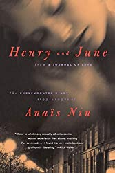 Henry and June - Best books set in Paris