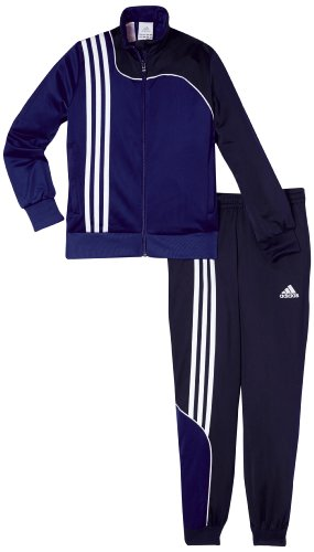adidas Kinder Trainingsanzug  Sereno 11, Cobalt/New Navy, 152, V38039