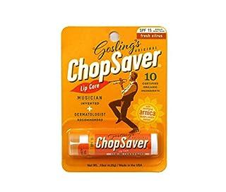CHOP CHPS Chop-Saver Lip Balm with SPF15 Sunscreen (B002BAW8R0)   Amazon price tracker / tracking, Amazon price history charts, Amazon price watches, Amazon price drop alerts