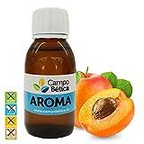 Aroma Albaricoque Pastelería y Repostería creativa: Glaseados, Helados, Horneados Y Cremas (100 ml)