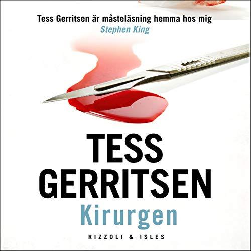 Kirurgen Audiobook By Tess Gerritsen cover art