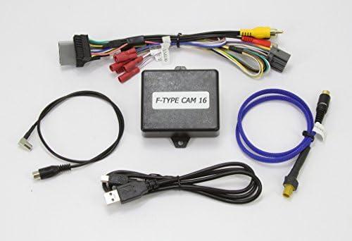Jaguar F TYPE CAM 16 Back up Camera Interface NAV TV product image