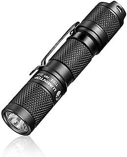 LED small Flashlight,Pocket-Sized EDC Flashlight - LUMINTOP Tool AA 2.0, Super Bright 650 Lumens, 5 Modes with Mode Memor...