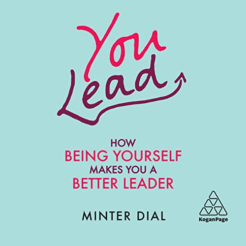 You Lead Audiobook By Minter Dial cover art