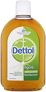 Dettol Antiseptic Liquid 6pk 500ML by Dettol