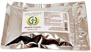 GreenHealth - Menthol Crystals - 1lb (Greenals)