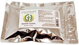 GreenHealth - Menthol Crystals - 1lb (Greenals)