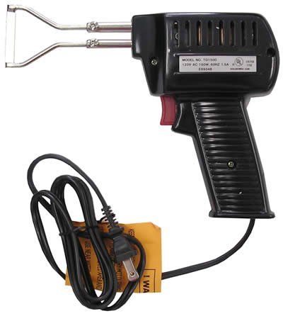 Hand Held Electric Rope Cutter by TECHFLEX