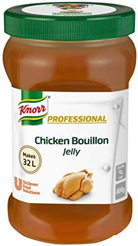 Knorr Professional Chicken Jelly Bouillon, 800 g, Pack of 2