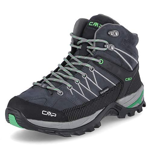 CMP Herren Trekkingschuhe Rigel Mid Trekking Shoe dunkelgrau (229) 41