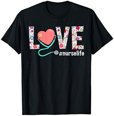 Nurse Life Nursing Clinical RN LPN T Shirt T Shirt product image