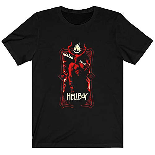 Hellboy Right H.and of D.OOM Men's T-Shirt Birthday Gifts, Hoodie, Sweater (Design 1 - L)