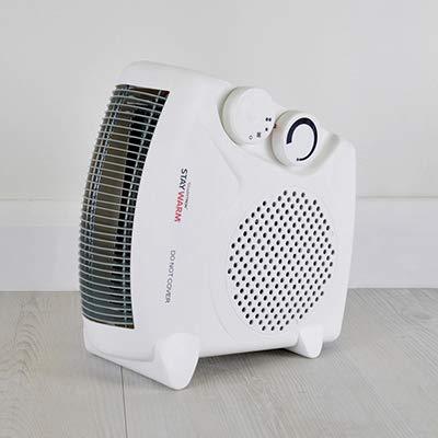 Netzbetrieb mit UK-Stecker Lloytron Stay Cool Ventilator mit Clip 16 W 2 Geschwindigkeiten 15 cm