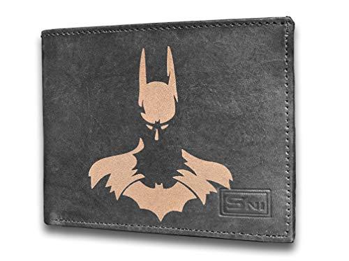 Genuine Cowhide Leather Wallet