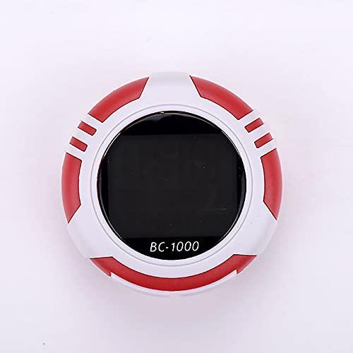 U/H Ciclocomputador de 10 funciones, velocímetro para bicicleta de carretera, accesorios para...
