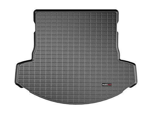 WeatherTech Custom Fit Cargo Liner Trunk Mat for Mazda CX-9-40904 (Black)