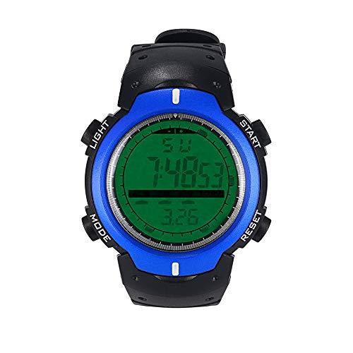 mzq LCD LCD Schritt Sportuhr intelligente im freien Laufen Sportuhr