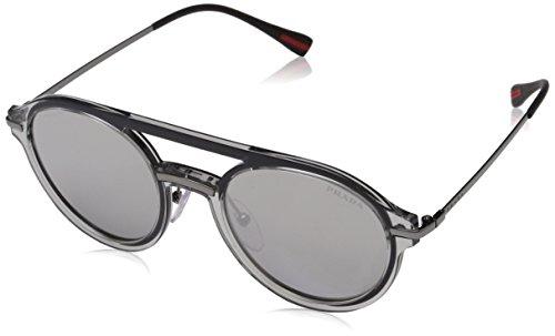 Prada Sport Herren Mqg2b0 Sonnenbrille, Grau (Grey), 51