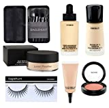 Mineral Makeup Kits Review and Comparison