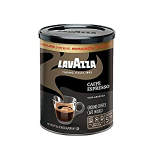 Lavazza Caffe Ground Coffee Espresso 8oz