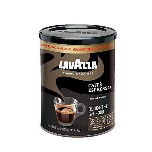 Lavazza Caffe Ground Coffee Espresso 8oz