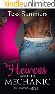 The Heiress and the Mechanic: San Diego Social Scene Book 5