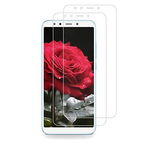 XSWO Cristal Templado Xiaomi Mi A2 [2 Unidades], Protector Pantalla Xiaomi Mi...
