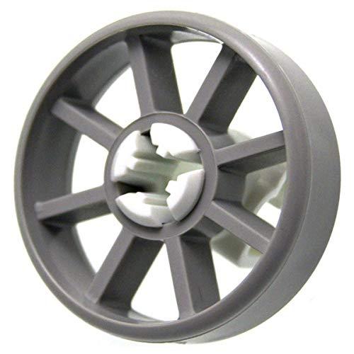 Rueda de cesta inferior para lavavajillas Fagor, Edesa, General Electric & MasterCook