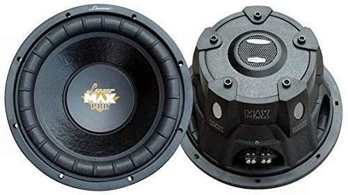 LANZAR 2 PRO MAXP84 8' 1600W Car Power Subwoofers Audio Subs Woofers SVC 4 Ohm