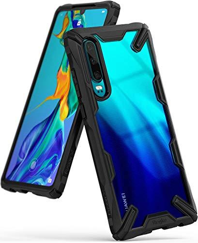 Ringke Fusion-X Compatible con Huawei P30 Ergonómico ...
