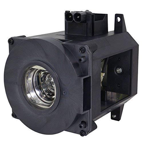 CTLAMP NP21LP / 60003224 - Lámpara de proyector Original NP21LP con Bombilla Original de luz Interior con Carcasa Compatible con NEC NP-PA500U NP-PA500X NP-PA5520W NP-PA600X NP-PA550W