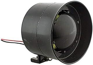 Mini Sirene Sistec Piezoelétrica 6 Tons 6V a 12V - AM9