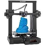 ELEGOO NEPTUNE 2 Impresora 3D FDM con Placa Base Silenciosa, Fuente de Alimentación de Seguridad, Impresión de Currículum Vitae y Placa de Construcción Extraíble con Tamaño de Impresión 220x220x250mm