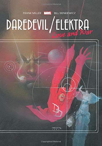 Daredevil/elektra: Love And War Gallery Edition