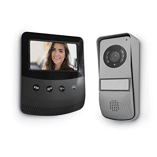 Avidsen - Interphone - Interphonie vidéo avec écran...