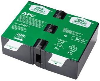 APC Replacement Battery Cartridge #123 - UPS battery - lead acid (APCRBC123) -