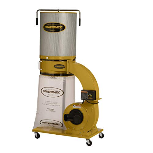 Powermatic 1.75 HP Dust Collecto