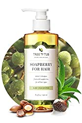 Tree To Tub Soapberry Shampoo For Hair