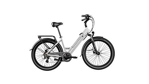 LEGEND EBIKES Milano Bicicleta Eléctrica Plegable, Unisex A