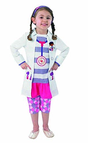 Rubies 's it610288-m–Doctora Juguetes Disfraz, en Caja, Talla M