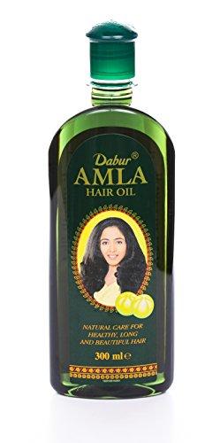 Amla Oil, Tónico para el cabello - 300 ml.