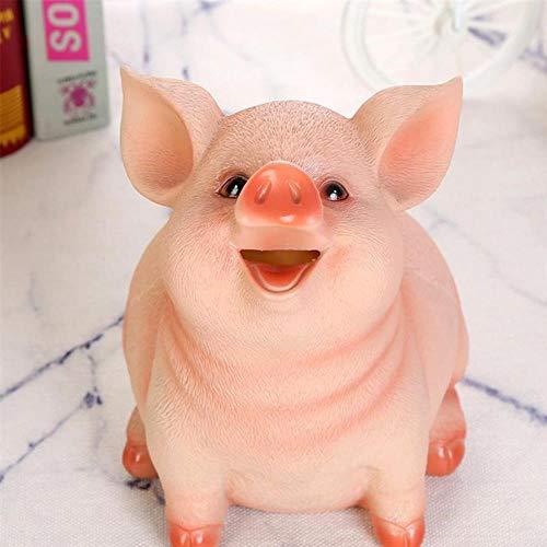 Erfhj Pig Hucha Banco codicioso decoración Familia