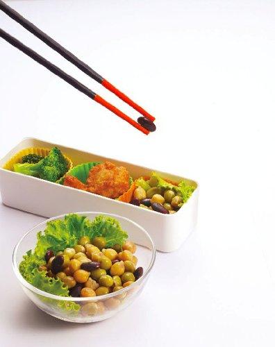 マーナシリコーン菜ばしミニ「chocotto」レッドK515R
