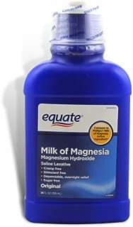 Equate - Milk of Magnesia, Original, 26 fl oz